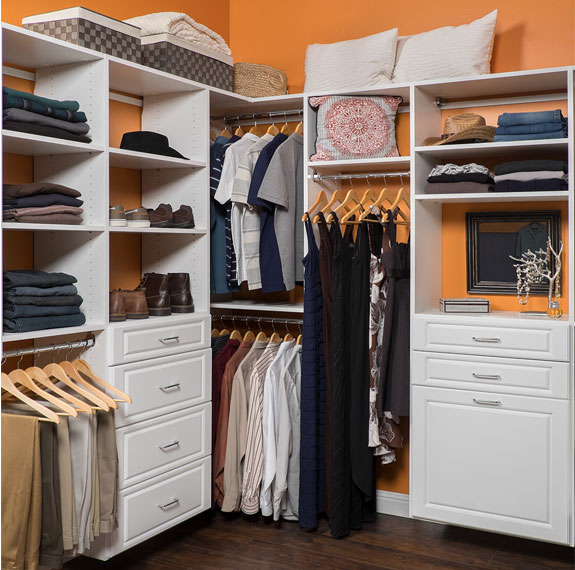When You Choose Austin Closet Solutions, The Possibilities Are Endless!  With Our Years Of Experience Installing Walk In Closets In Austin, TX  Homes, ...