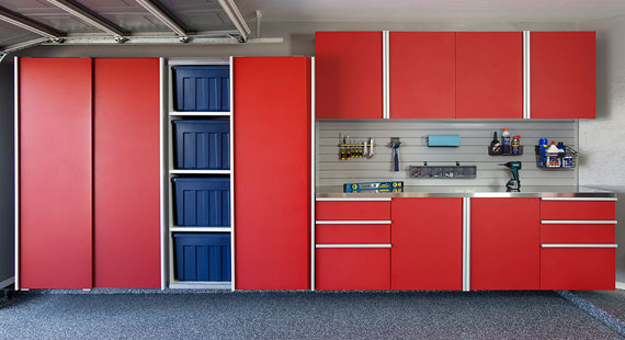 Wonderful With Nearly 200 Sizes Of Garage Cabinets To Choose From, You Can Create A  Completely Custom Look For Your Austin, TX Home.