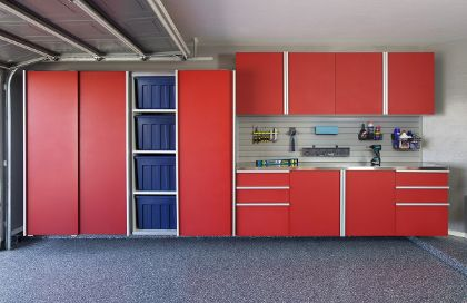 Custom Garage Cabinets Amp Designs Austin Closet Solutions