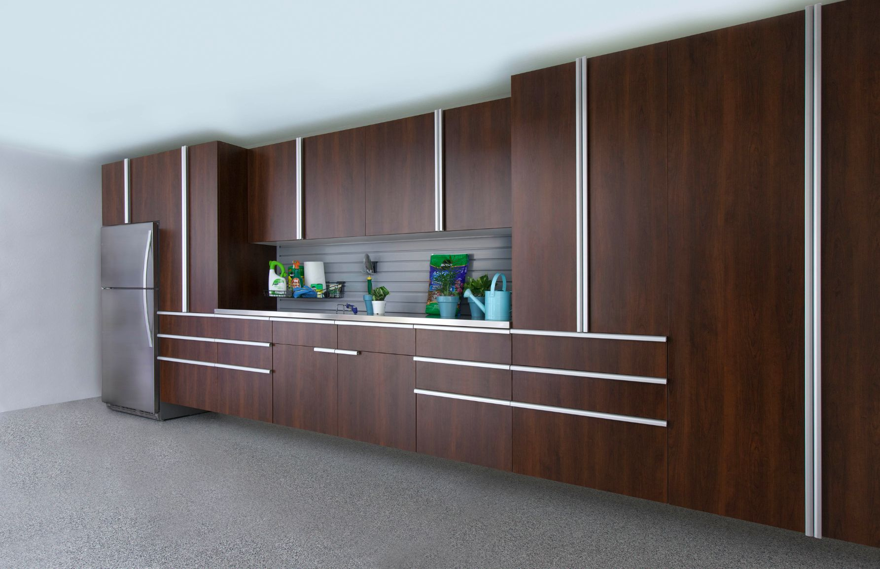 Custom Garage Cabinets Designs