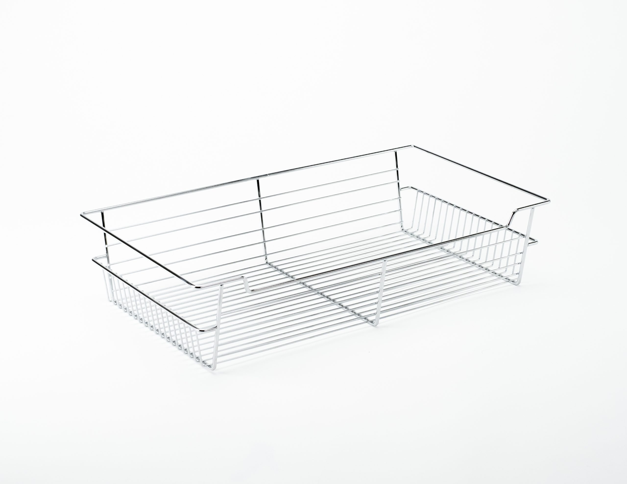 Sliding Basket - Chrome
