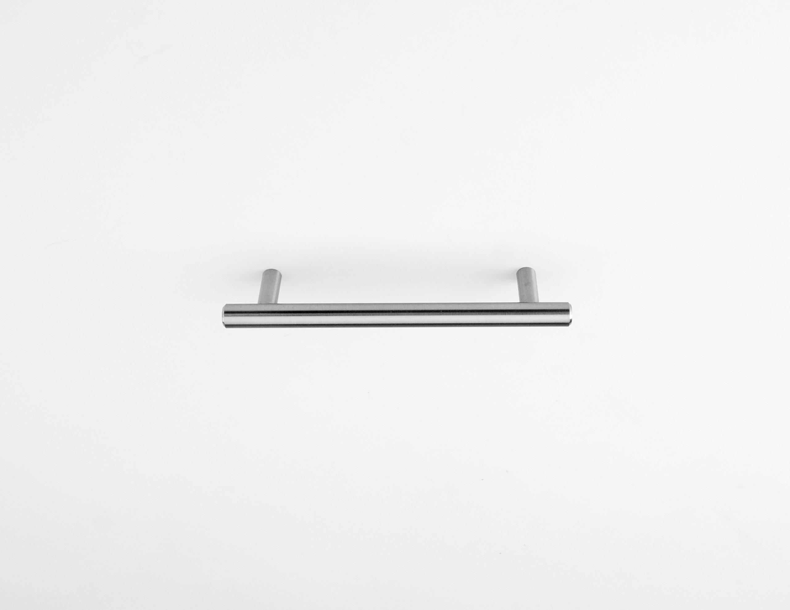 Bar Handle - Brushed Nickel