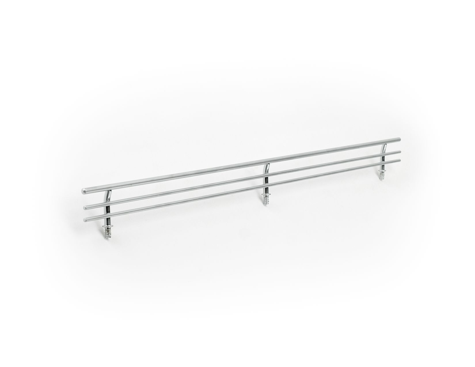 Shelf Fence - Chrome