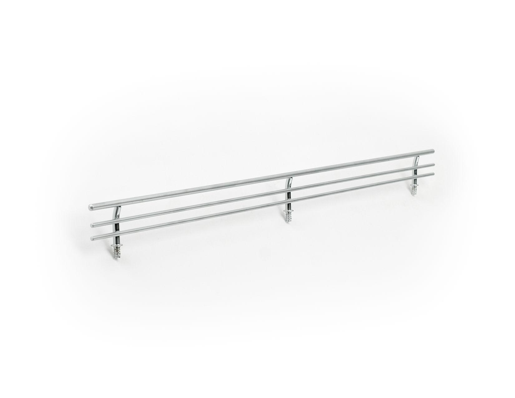 Shelf Fence - Chrome
