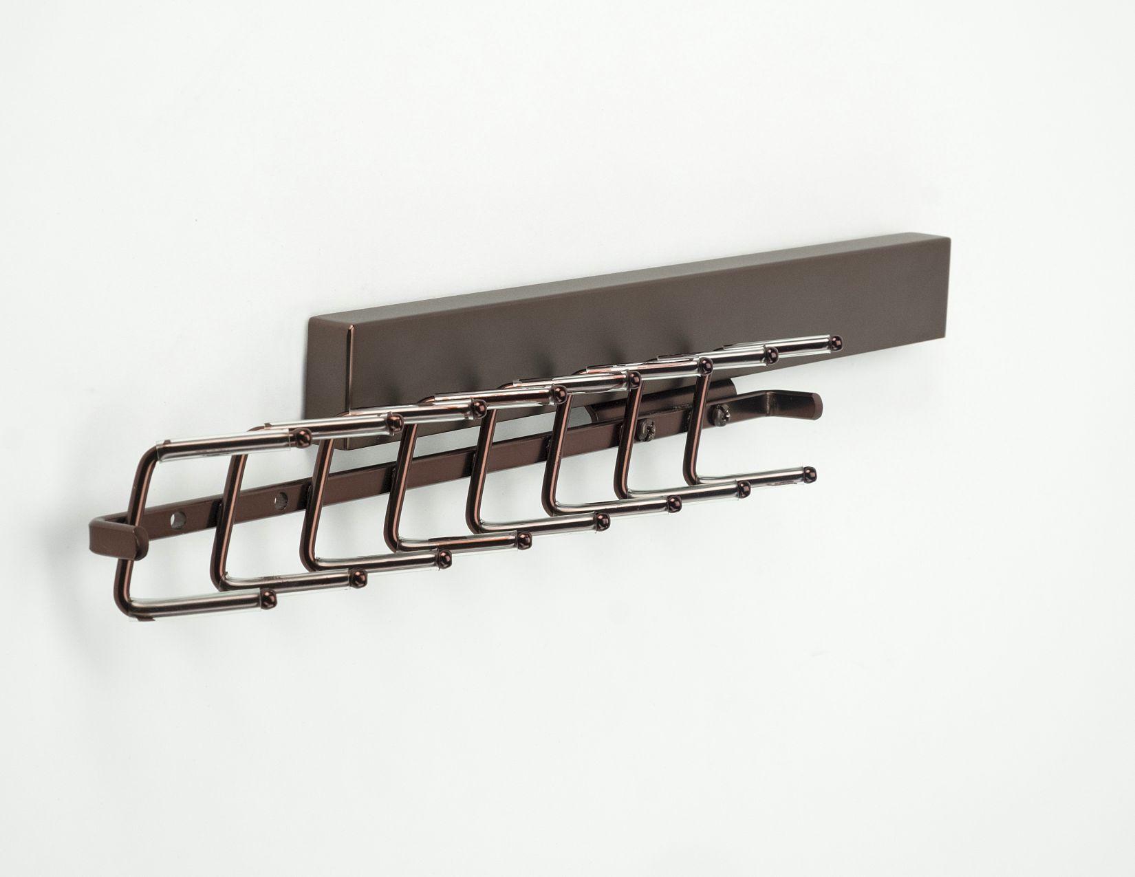 Tie Rack - Bronze